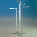 Garment rack 4-Way