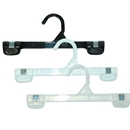 Hanger 12 inch Plastic clear