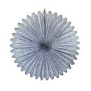 grey paper fan hanging paper decorations