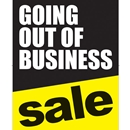 """Going Out Of Business"" Poster"
