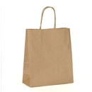 Imprinted Paper Shopping Bags 8x4.75x10