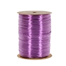 Ribbon pearlized wraphia purple
