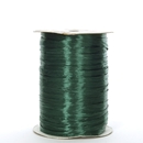 Ribbon pearlized wraphia hunter green
