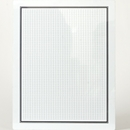 Double sided remarkerble board white