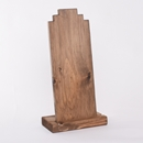 Tall Tiered Rustic Wood Necklace Display Category