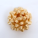 Gold cluster bow