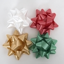 Star bow christmas assortment