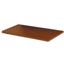 Shelving 10 x 47-3/4 cherry
