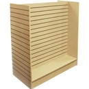 Slatwall unit maple