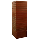 Slatwall unit Cherry