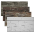 Old Paint Brick 3D Textured Slatwall Category