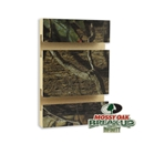 Slatwall Featuring Mossy Oak® Pattern