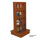 Slatwall unit tower cherry
