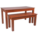 Display table set cherry