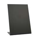 "L-Shaped Table Chalkboard 5-7/8"" W x 8-1/4"" H - Set of 3"