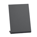 "L-Shaped Table Chalkboard 2-7/8"" W x 4-1/8"" H - Set of 5"
