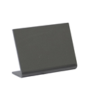 "L-Shaped Table Chalkboard 2"" W x 2-7/8"" H - Set of 5"