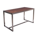 Raw Steel Display Table