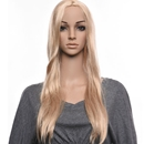 Long Blonde Mannequin Wig