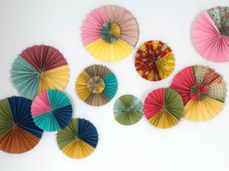A great DIY backdrop for your next display project