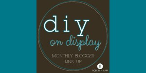 DIY on Display – A Blogger Link Up! April Showers