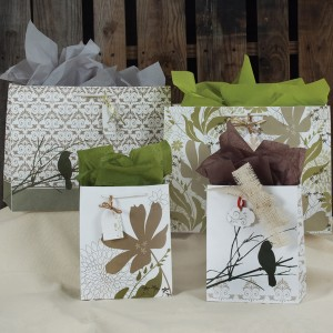 Helping your shop stand out with fair trade shopping bags and tags