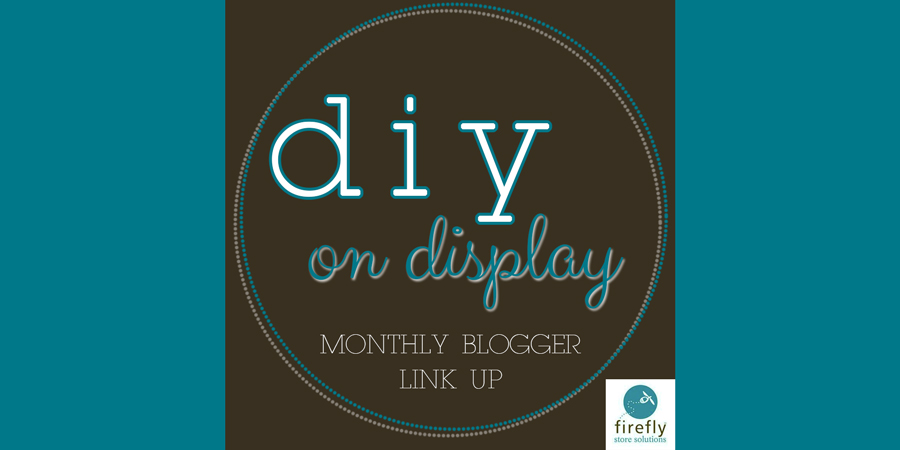 DIY on Display- May Blogger Link Up: Now Blooming