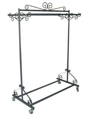 Fitting your needs with rolling racks