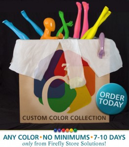 Improve store branding with custom color mannequins