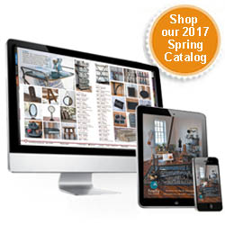 Browse and shop online catalog