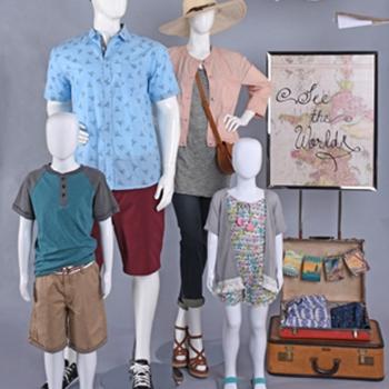 3 rustic summer retail display ideas