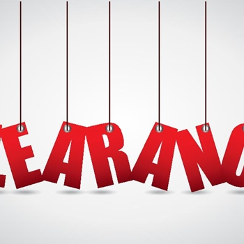 How to hold a clearance sale without cluttering your store