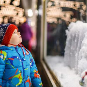 From idea to execution: Creating a fabulous holiday window display