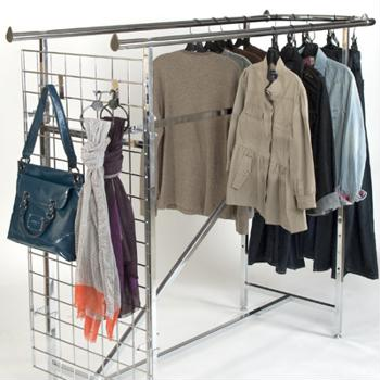 How hanging v. folding clothes can change your entire store