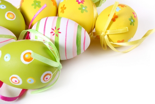 Easter concepts for your front window display