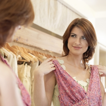 Create comfortable fitting rooms to increase retail sales