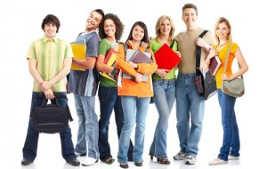 Customer profile: College students