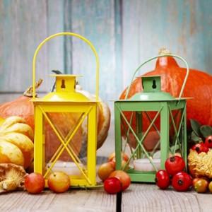 Design Halloween window displays this October