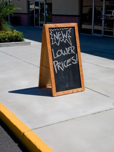 Do Sidewalk Signs Really Work Retail Design Blog