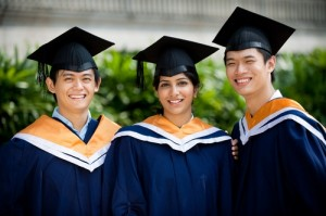Dressing the college graduates