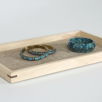 Earth-toned jewelry displays will tie your fall merchandise together