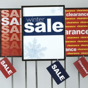Fresh ideas for winter sales