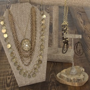 Freshen your jewelry displays