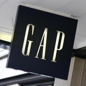 Gap's new window displays whisper at you