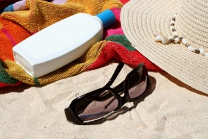 Get ready for beach season by offering fun accessories