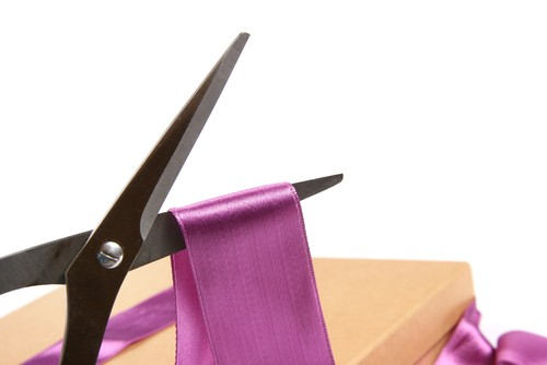 Gift wrap is an essential part of customer service