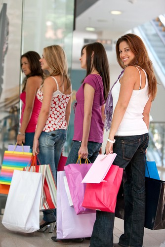 Host a fashion show to entice new customers