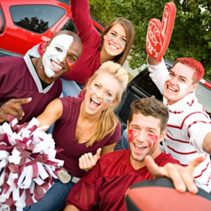 How to cater your window displays to football fans