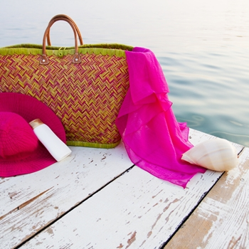 How to display your store's best beach merchandise