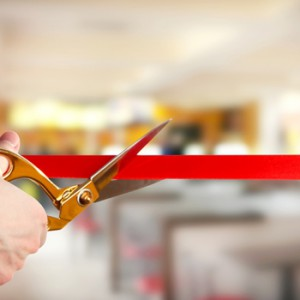 Bring out the red carpet: How to plan a grand opening